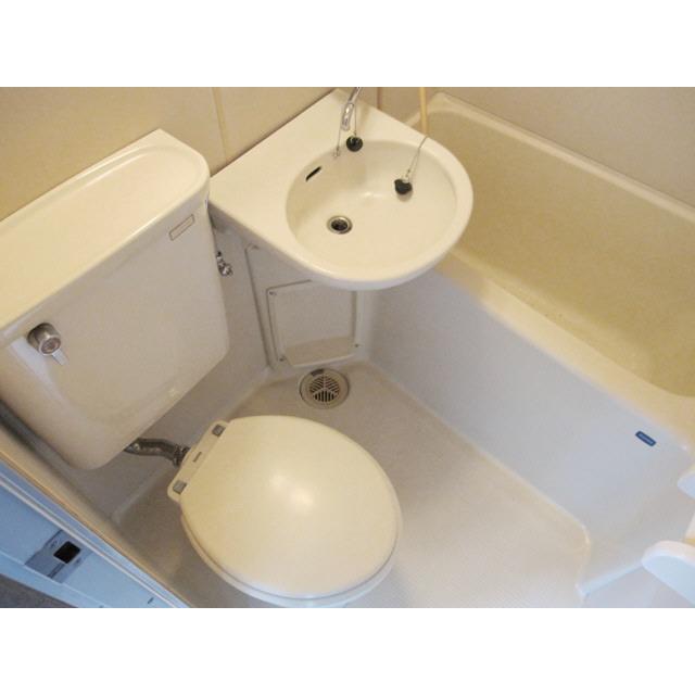 井荻パークハイツ 305号室の風呂