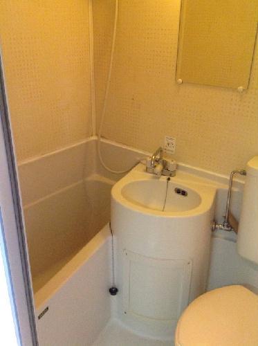 レオパレスハイツA 108号室の風呂