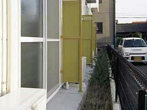 レオパレスラポール 203号室のその他