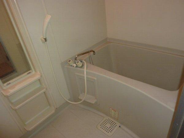 コスモ鎌ヶ谷 205号室の風呂