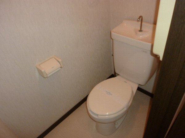 コスモ鎌ヶ谷 205号室のトイレ
