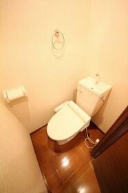 アーバンプレイス練馬A棟 102号室のトイレ