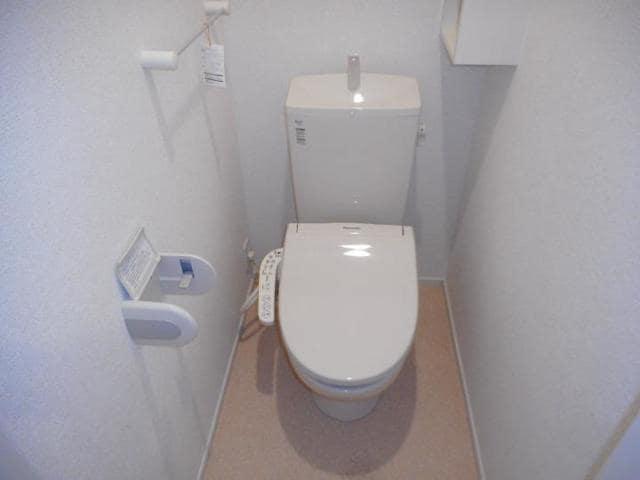 アルモニー印西Ⅱ 02070号室のトイレ