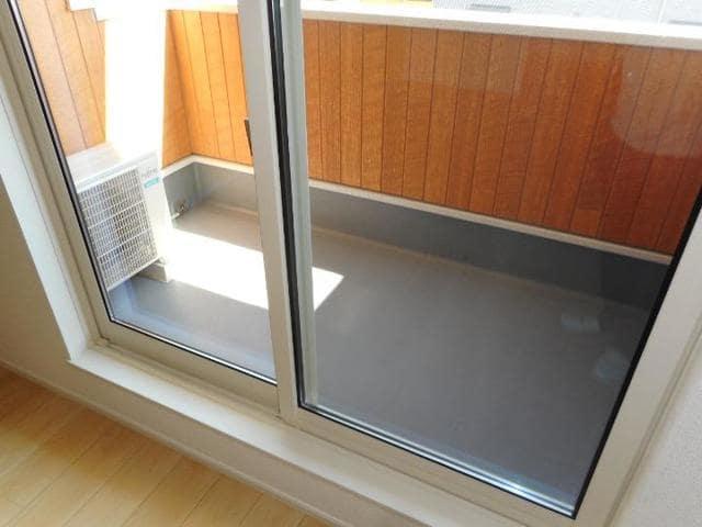 アルモニー印西Ⅱ 02070号室のバルコニー