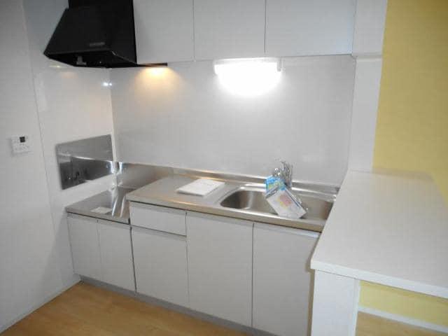 アルモニー印西Ⅱ 02070号室のキッチン