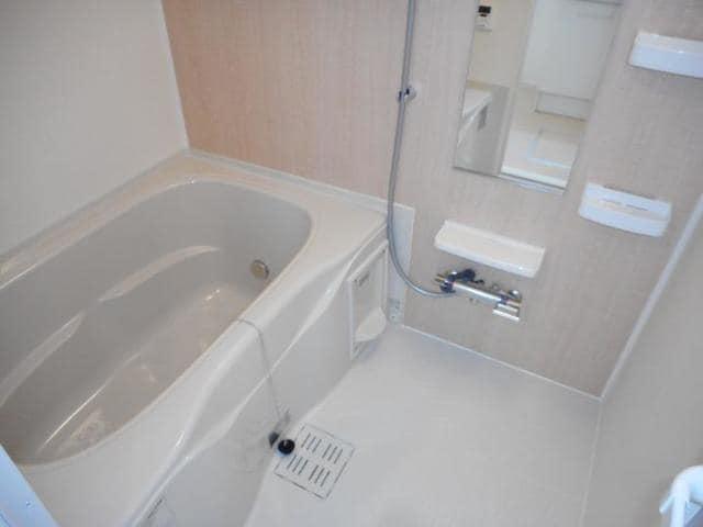 アルモニー印西Ⅱ 02070号室の風呂