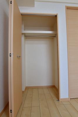 エム 02010号室の収納