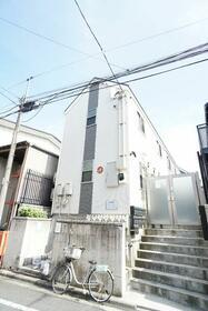サークルハウス江古田弐番館の外観