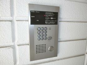 ラ・ベルティ成増パートⅠ 303号室のセキュリティ