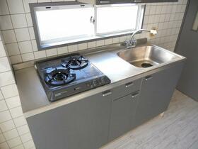 ラ・ベルティ成増パートⅠ 303号室のキッチン