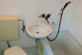 ラ・ベルティ成増パートⅠ 303号室の洗面所
