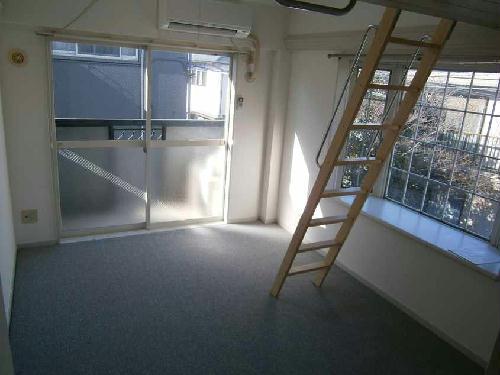 レオパレス洗足池第3 203号室のリビング