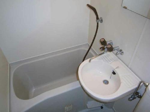 レオパレス洗足池第3 203号室の風呂