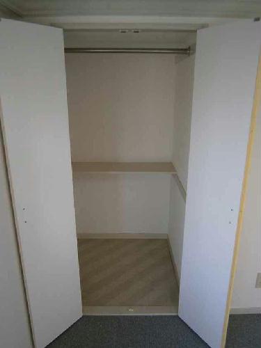 レオパレス洗足池第3 203号室の収納