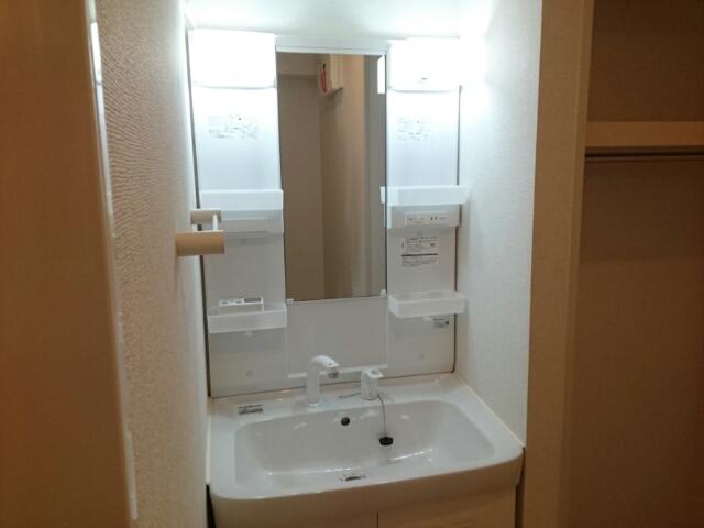 テール シエルⅠ 02040号室の洗面所