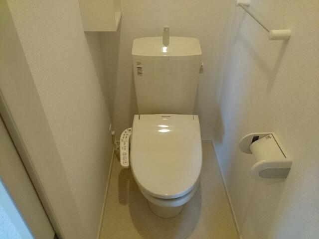 テール シエルⅠ 02040号室のトイレ