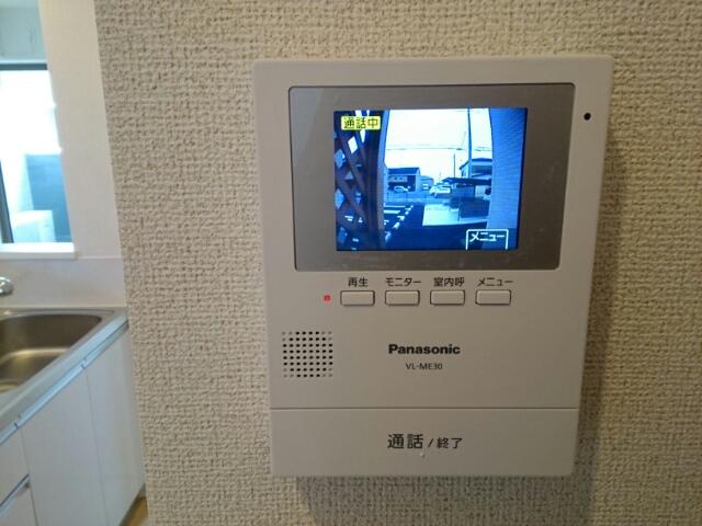 テール シエルⅠ 02040号室のセキュリティ