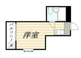 メゾン・ド・ラック・0301号室の間取り