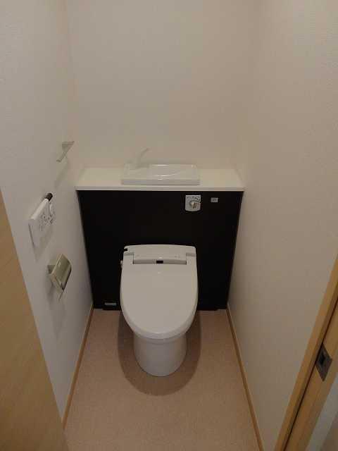 横網 リバーイースト 04020号室のトイレ