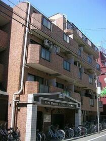 ライオンズマンション椎名町駅前通り外観写真