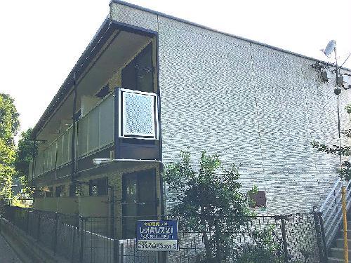 レオパレスラルジュ 104号室の外観