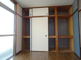 江東ハイツ 301号室の収納