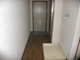 江東ハイツ 301号室の玄関