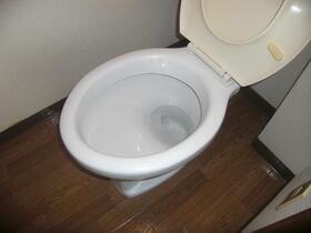 江東ハイツ 301号室のトイレ