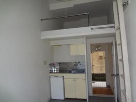 プラザ・ドゥ・ガロンヌB 107号室のリビング
