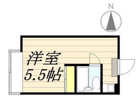 サンライフ志村 0103号室の間取り