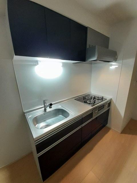 シュバリエ 01020号室のキッチン