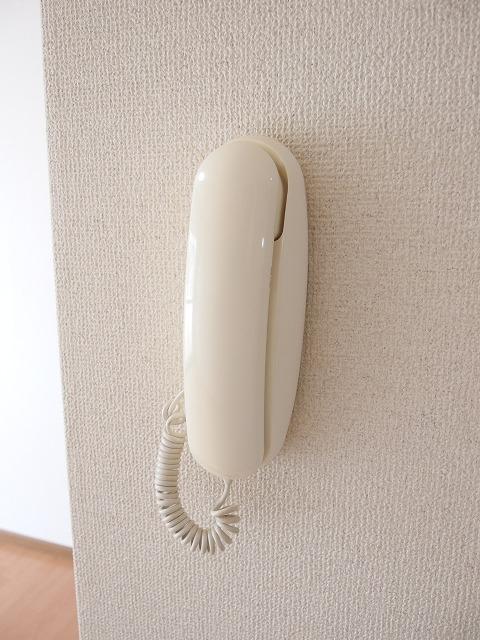 グロワールA 01050号室のセキュリティ
