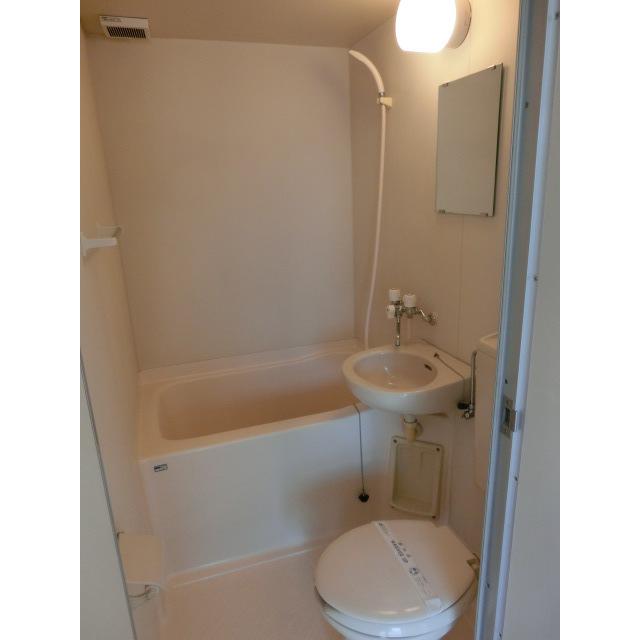 メゾンムラコシ2号館 302号室の風呂