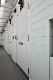 パンシオン 板橋区役所前 0201号室のセキュリティ