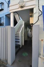 パンシオン 板橋区役所前 0201号室のキッチン