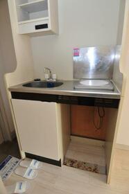 パンシオン 板橋区役所前 0201号室の洗面所
