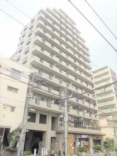 大塚台パークサイドハイツ外観写真