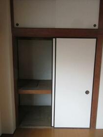 神津ビル 0302号室の収納