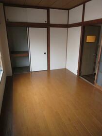 神津ビル 0302号室のリビング