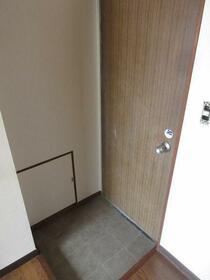 神津ビル 0302号室の玄関