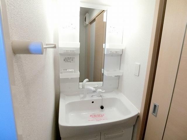 カーサ・プラシードM 01020号室の洗面所