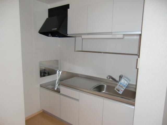 カーサ・プラシードM 01020号室のキッチン
