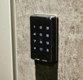 GRAND-ALIES駒込 404号室のセキュリティ