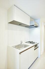 GRAND-ALIES駒込 404号室のキッチン