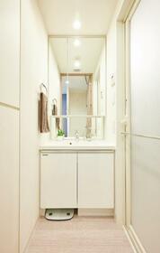 GRAND-ALIES駒込 404号室の洗面所