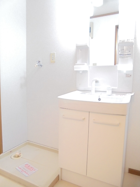 カーサグランビューA 02030号室の洗面所
