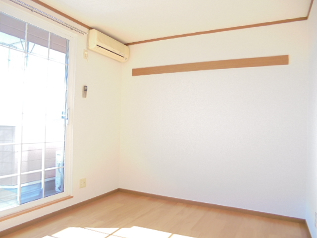 カーサグランビューA 02030号室のベッドルーム