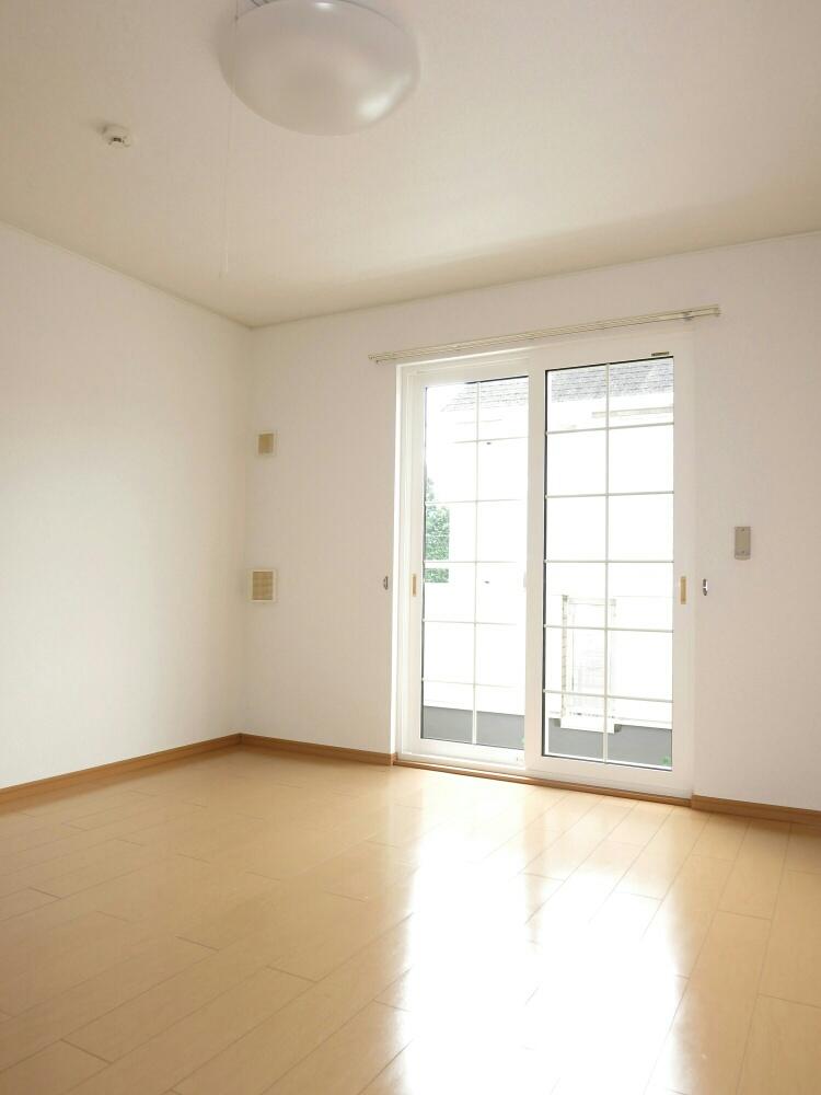 プランドールA 01030号室のバルコニー