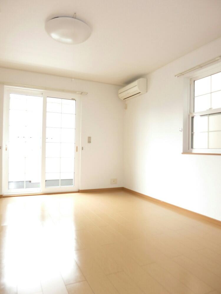 プランドールA 01030号室のキッチン