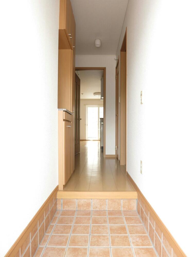 プランドールA 01030号室の洗面所